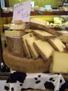 Cheeses of Paris