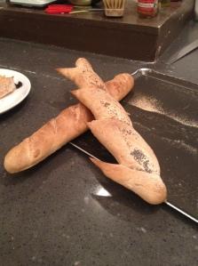 Baguettes Paris Cooking Class